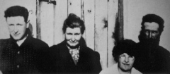 1869-1921 Mary Hart, George, Mary, Elizabeth and Henry