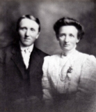1877-1951 Ellen Shiels and George Ford