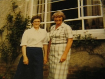 1944 Agnes Nessie Shiels French and Jean Bunty Shiels