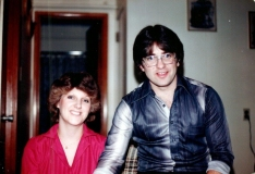 1982 Ron and Sharon