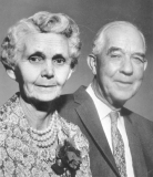 1950 George and Rosa Shiels
