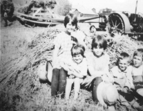 1918 George and Rosa Kids