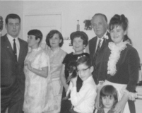 1965 Robert Shiels and family
