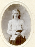 1905 Lottie Shiels age 12