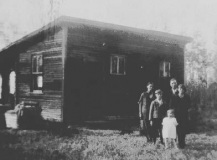 1927 Howard, Lottie and family