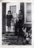 1947 Allan and Olive Gannon