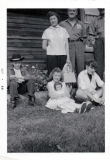 1958 Olive and Family
