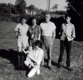 1963 Olive and Family