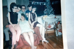 1970 Gannon Family as adults