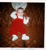 1974 Andrew Watson at 7 mnths