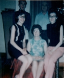 1975 Olive, Allan and Family