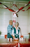 1981 Olive and Allan - 40th Anniversary