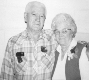 1981 Olive and Allan Gannon