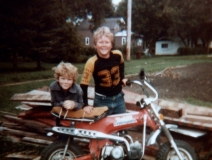 1982 Scott and Tyler