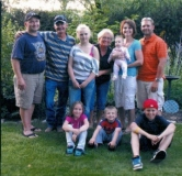 2010 Malcolm and Family