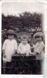 1930 Betty, Dewi and Ray
