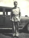 1944 George in the Army