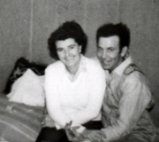 1950 George and Betty