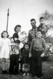 1956 George Shiels family
