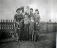 1960 George Shiels family