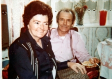 1970 George and Betty