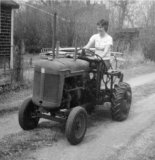 1970 George Tractor