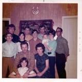 1972 George and Family