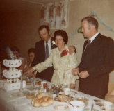 1970 George and Betty 25th