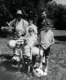 1963 Cliff and Family