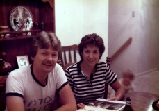 1978 Mike and Sheila