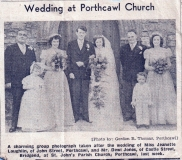 1953 Dewi and Jeannette wedding